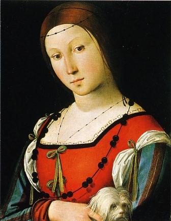 Длинные волосы средневековье